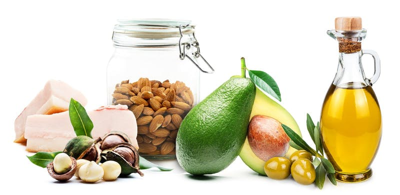 Monosaturated fat sources
