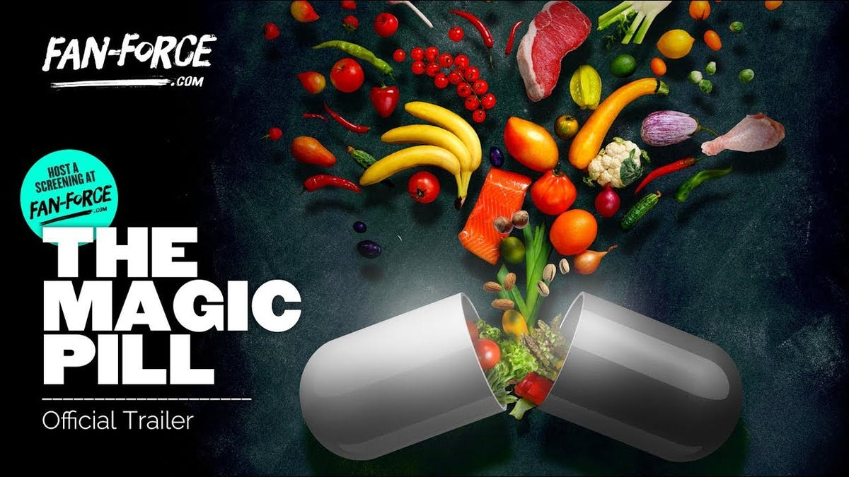 The Magic Pill: Kan man äta sig frisk?