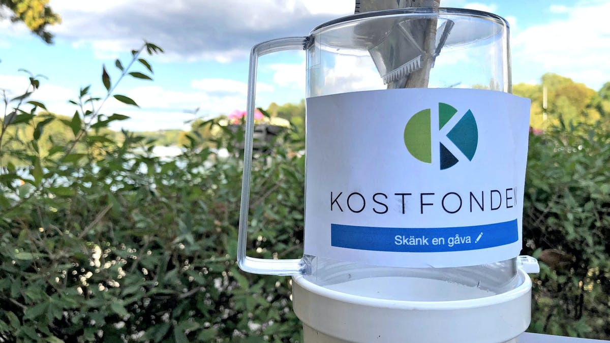 Nyhet: Insamling till Kostfonden via Facebook