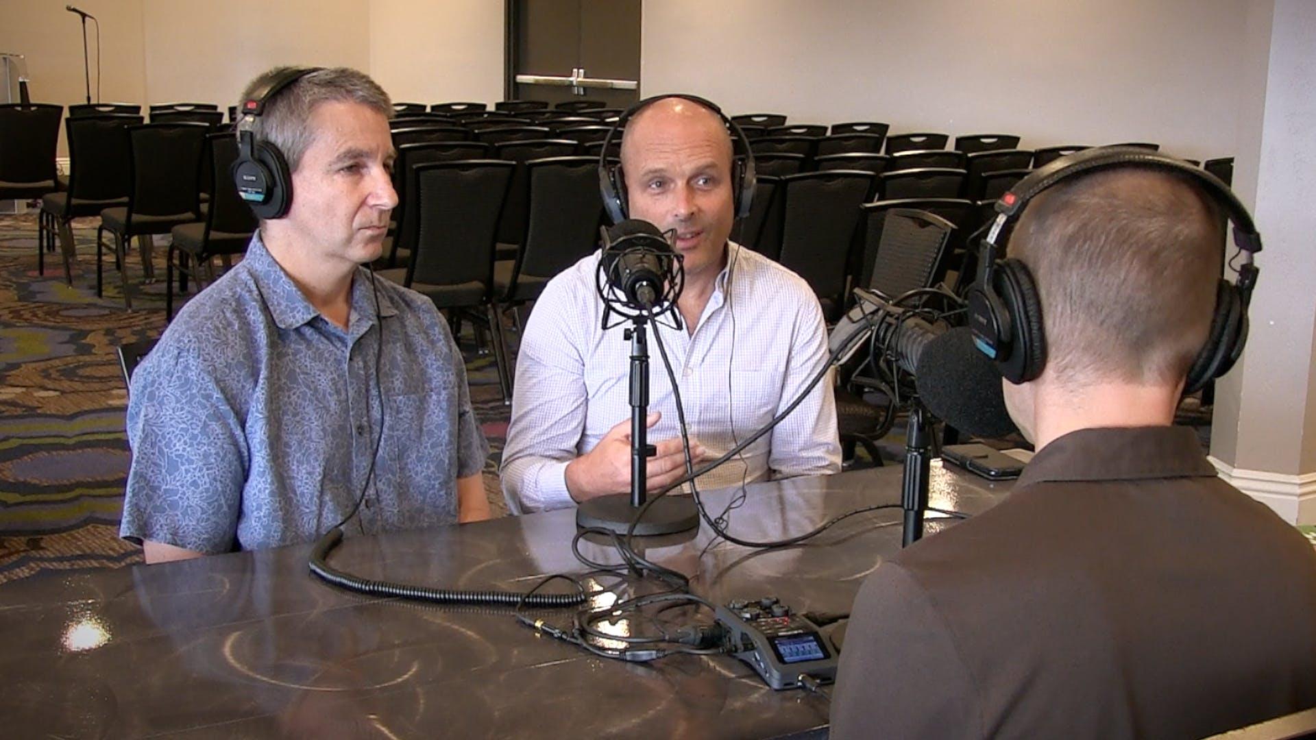 Diet Doctor Podcast #3 – Dr Jeffry Gerber och Ivor Cummins