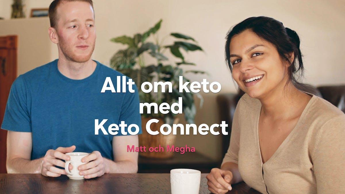 Keto Connect – världens största YouTube-kanal om keto