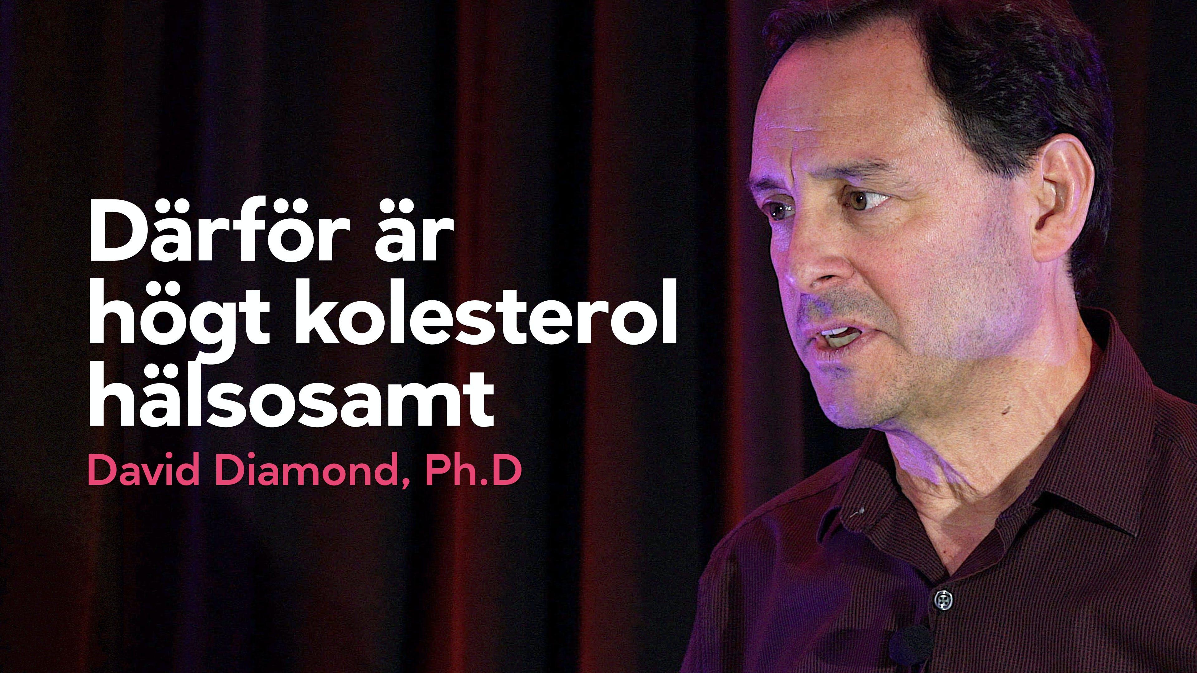 Därför är högt kolesterol hälsosamt