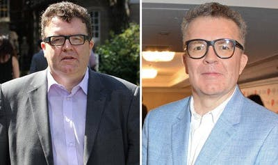 Tom Watson before and after