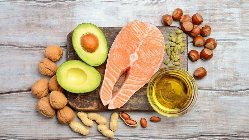 Hälsosamma val av fett