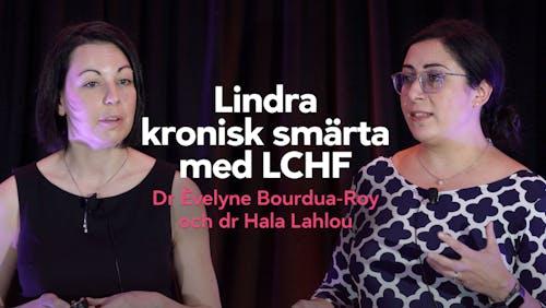 Lindra kronisk smärta med LCHF
