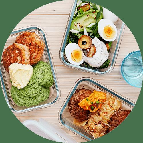 Lunchlådor