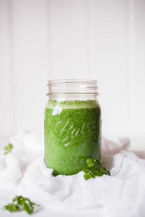 Grön supersmoothie