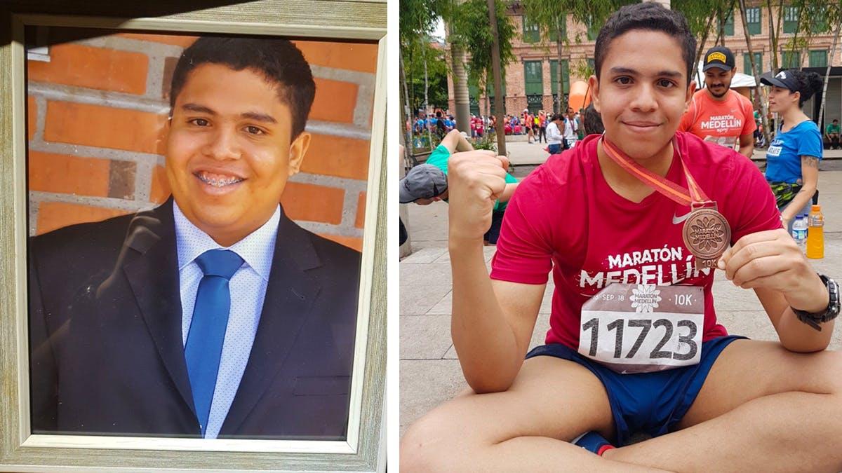 Så gick doktor Javier från fetma till att få ett nytt liv