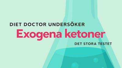 Exogena ketoner