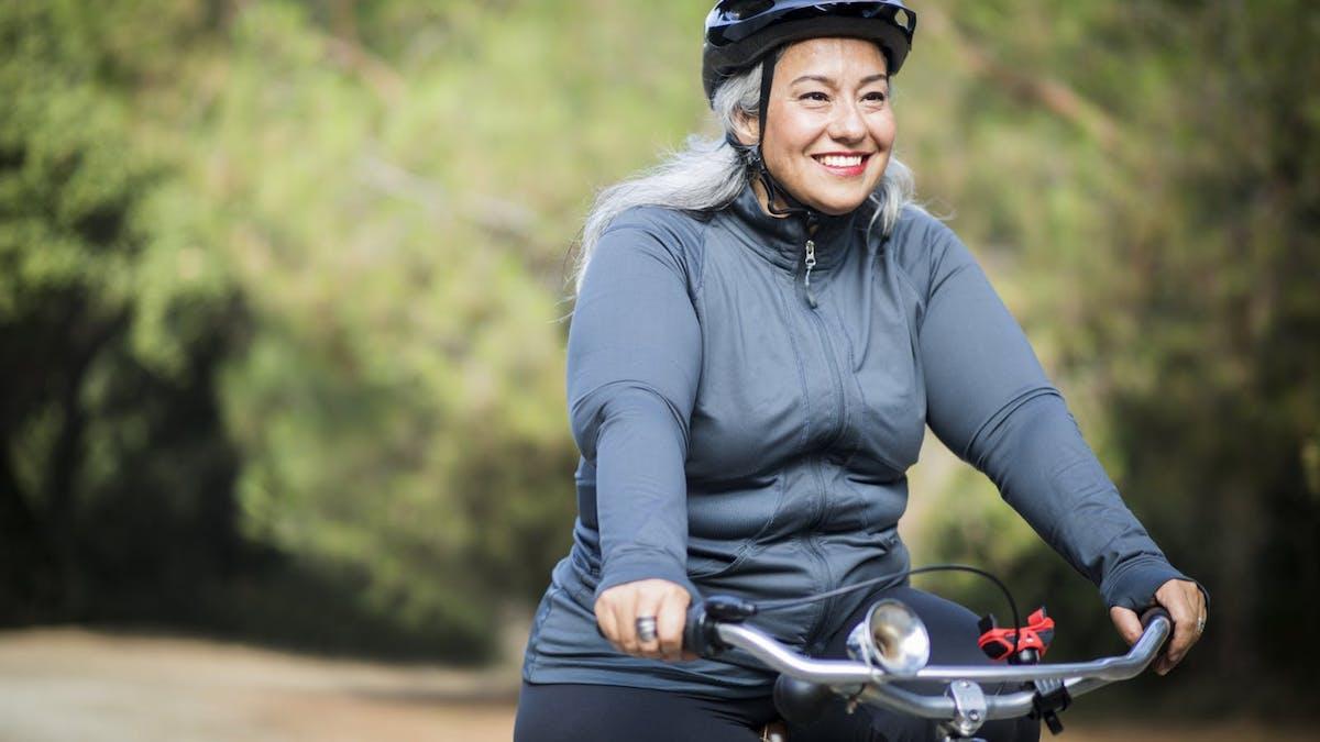 En hälsosam livsstil är viktigare än hur mycket du väger
