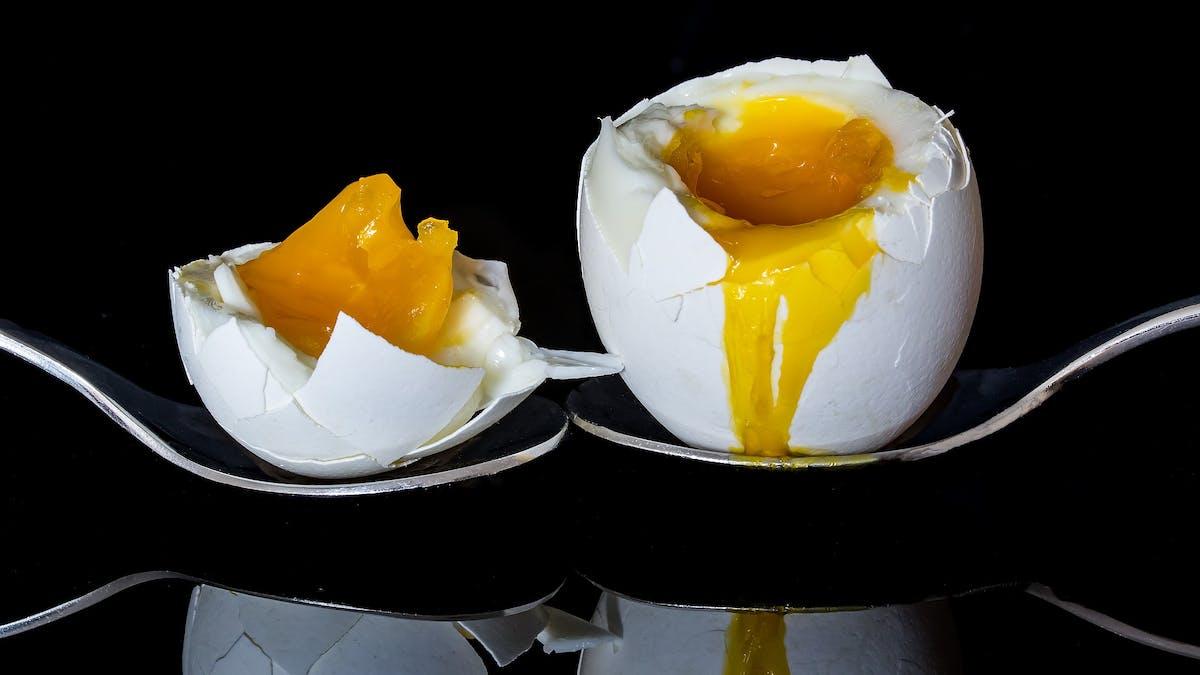 Hur många ägg kan man äta?
