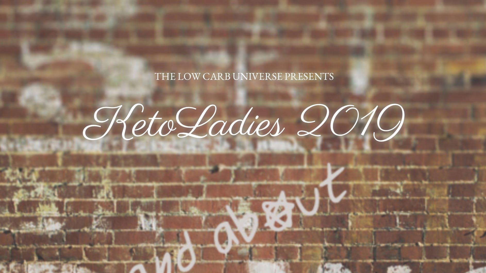 Keto ladies 2019
