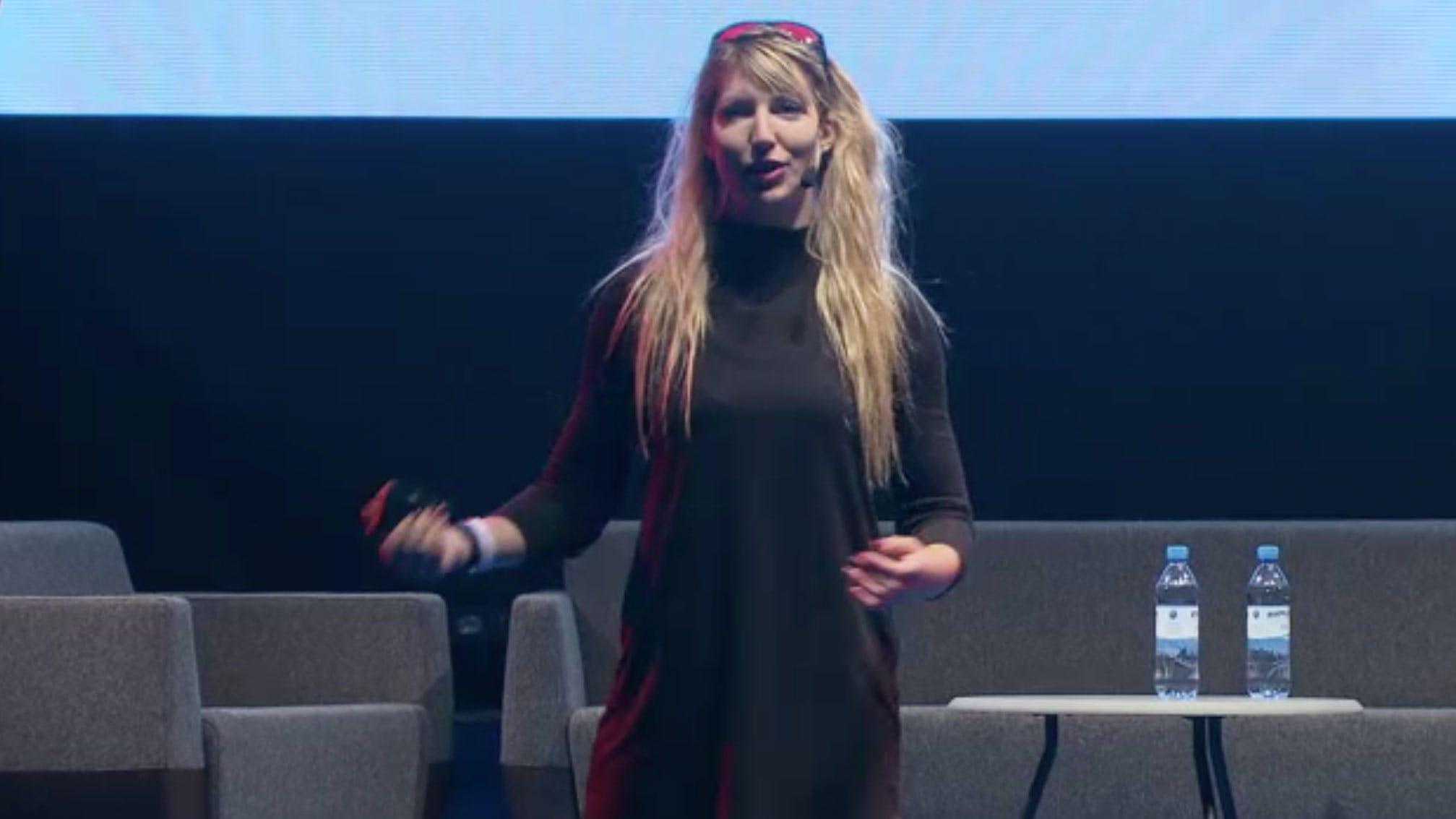 Grundkurs i biohacking med Martina Johansson