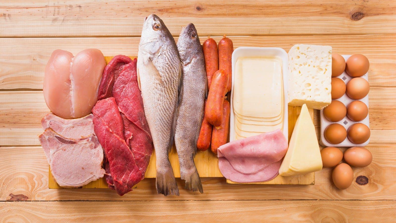 Experter: Kött och mejeriprodukter hör hemma i en hälsosam kosthållning