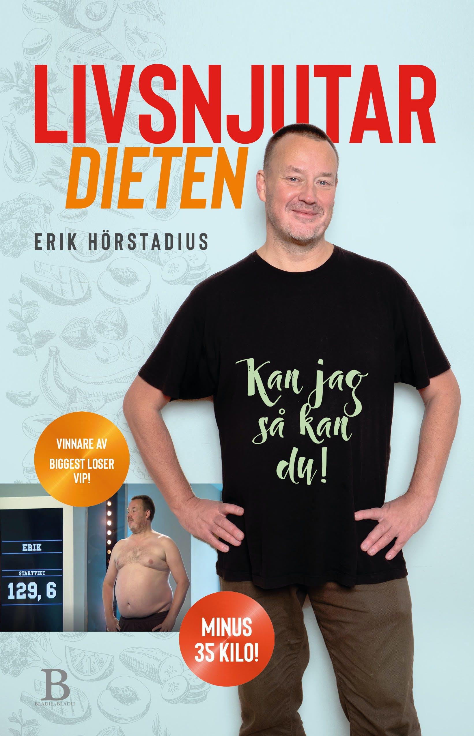 Erik-Hörstadius-Livsnjutardieten-Bladh-by-Bladh-Bokomslag