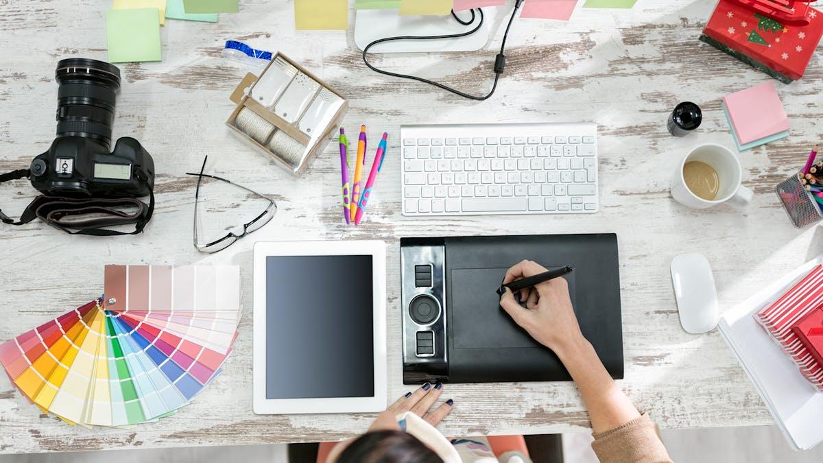 Driven grafisk designer/illustratör med fokus på webb och infografik