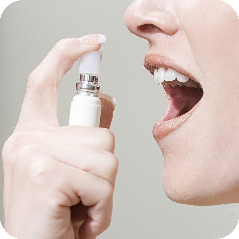 Bad breath on low carb