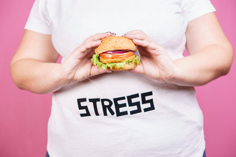 Om stress och ätande