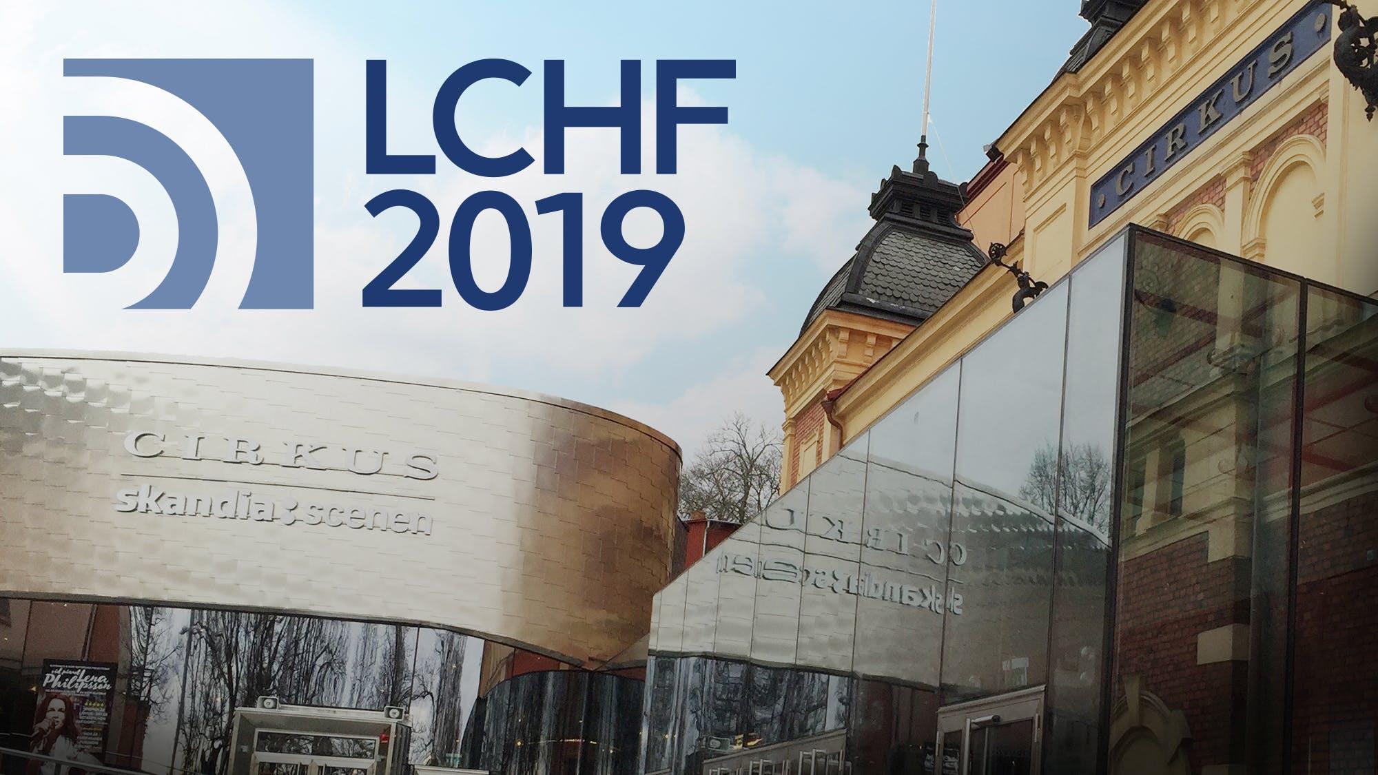 Du har väl inte missat LCHF2019?