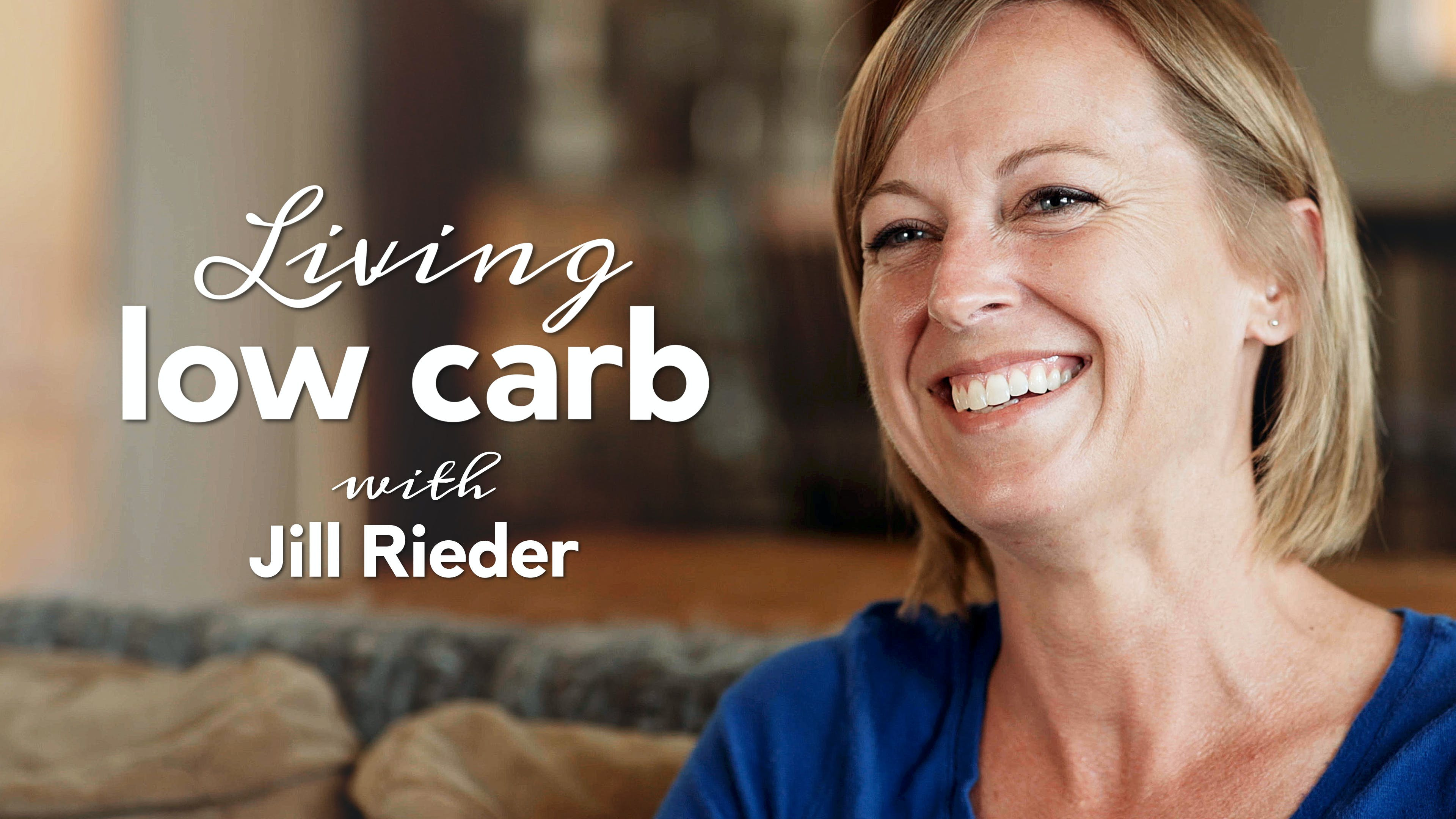 Living low carb med Jill Reider