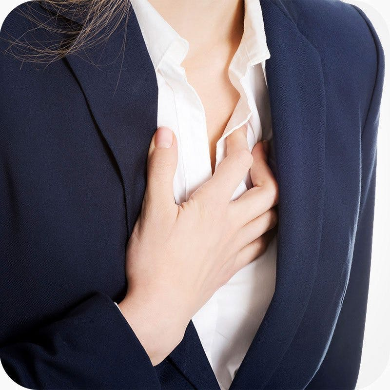 Heart palpitations on a low-carb diet