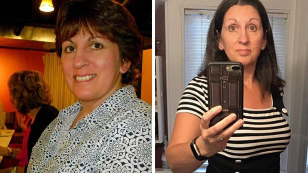 Att gå ner i vikt när man närmar sig 60 år