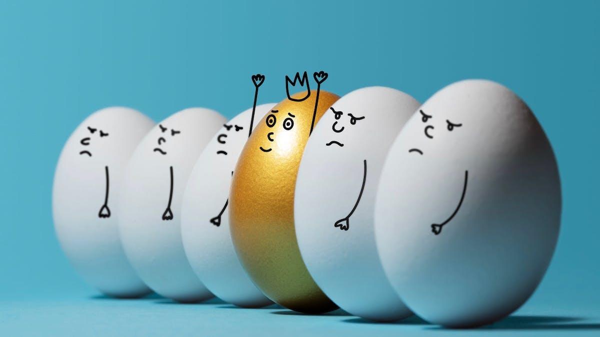 Nu är ägg farligt – igen. Vad är det som händer?