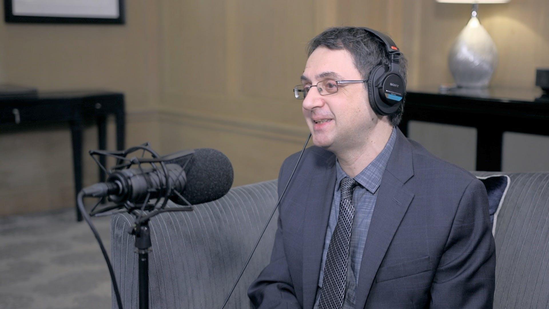 Diet Doctor Podcast #15 – professor Andrew Mente