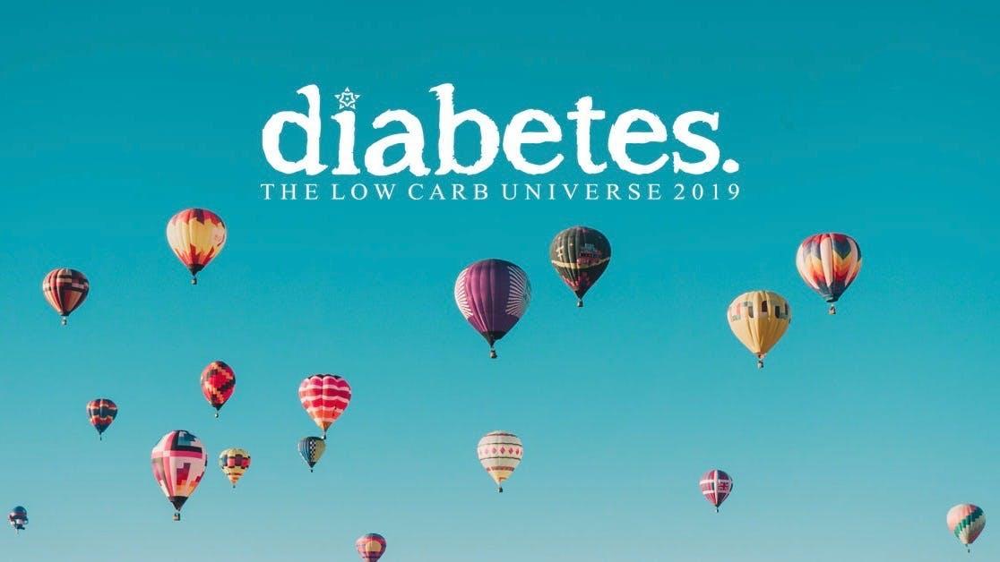 Världens första event med fokus på diabetes och lågkolhydratkost!