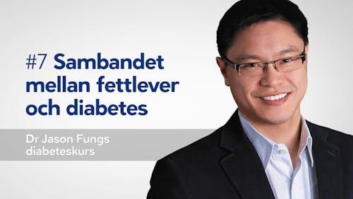 Sambandet mellan fettlever och typ 2-diabetes