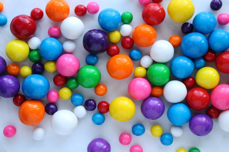 Bubble gum madness