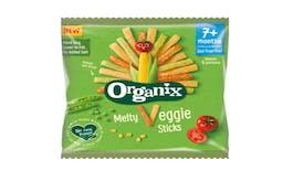 Semper satsar på ultraprocessade snacks till bebisar, istället för grönsaker