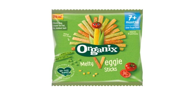 Grönsakssnacks