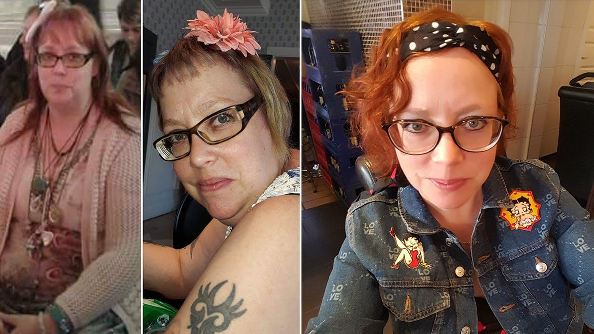 Nina blev av med sin värk och gick ner i vikt – med LCHF
