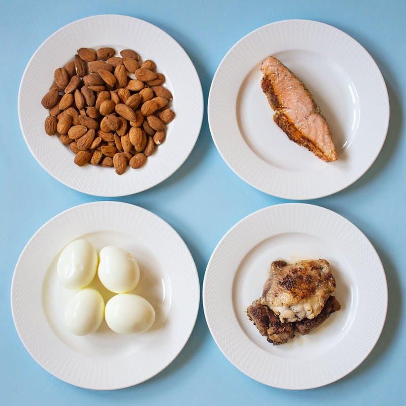 20 g of protein in 4 ways