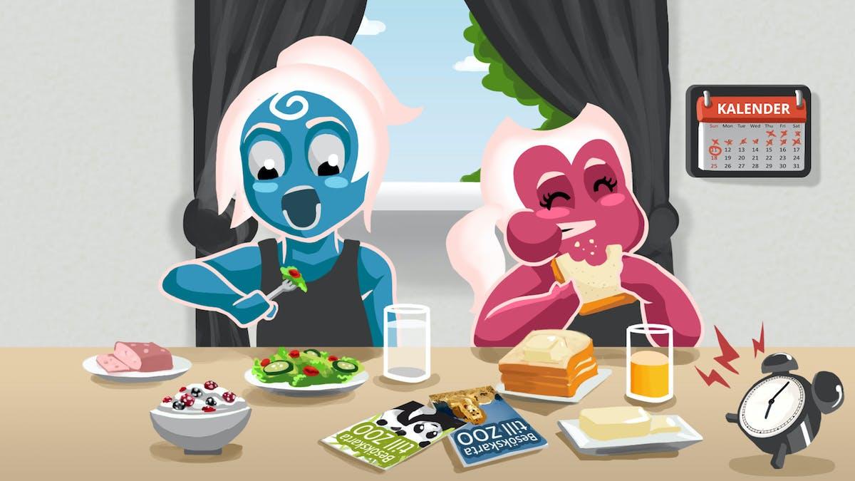 En liten matsäck med stort innehåll - nu är det utflyktstider!