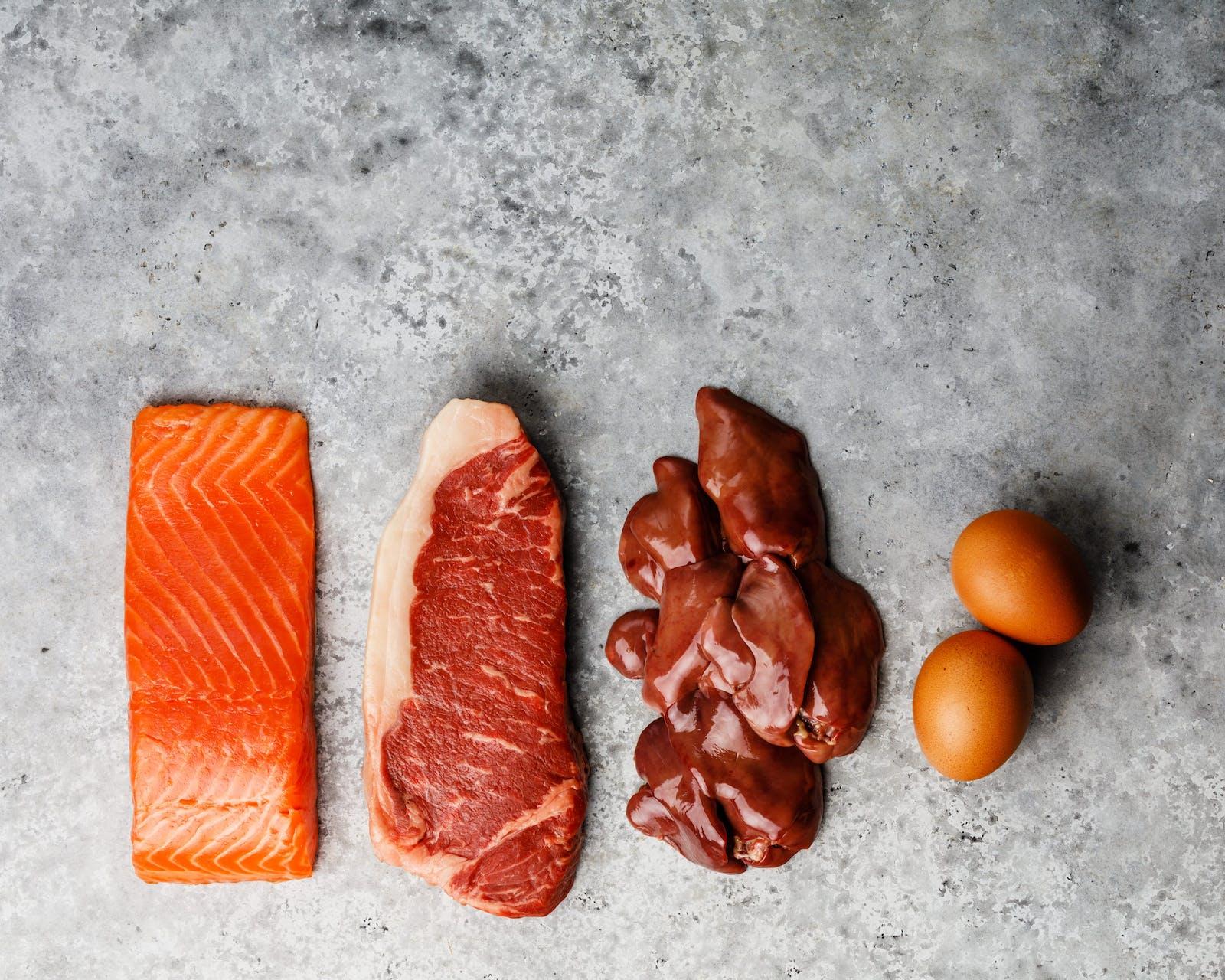 fördelar med att äta kött