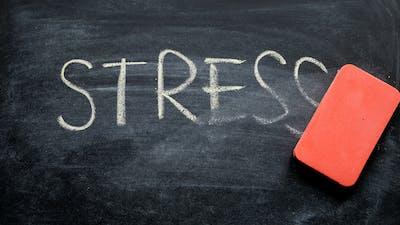 En stressfylld text