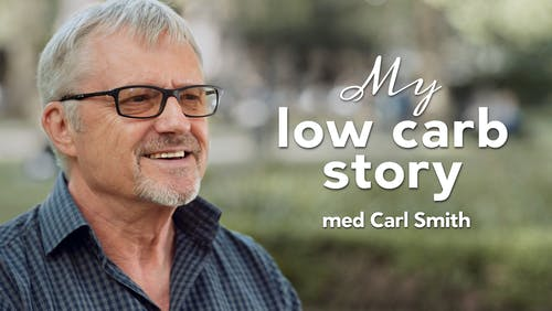 My low-carb story med Carl Smith