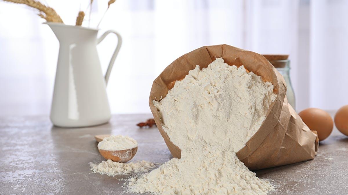 Barn som äter mycket vetemjöl har högre risk för glutenintolerans