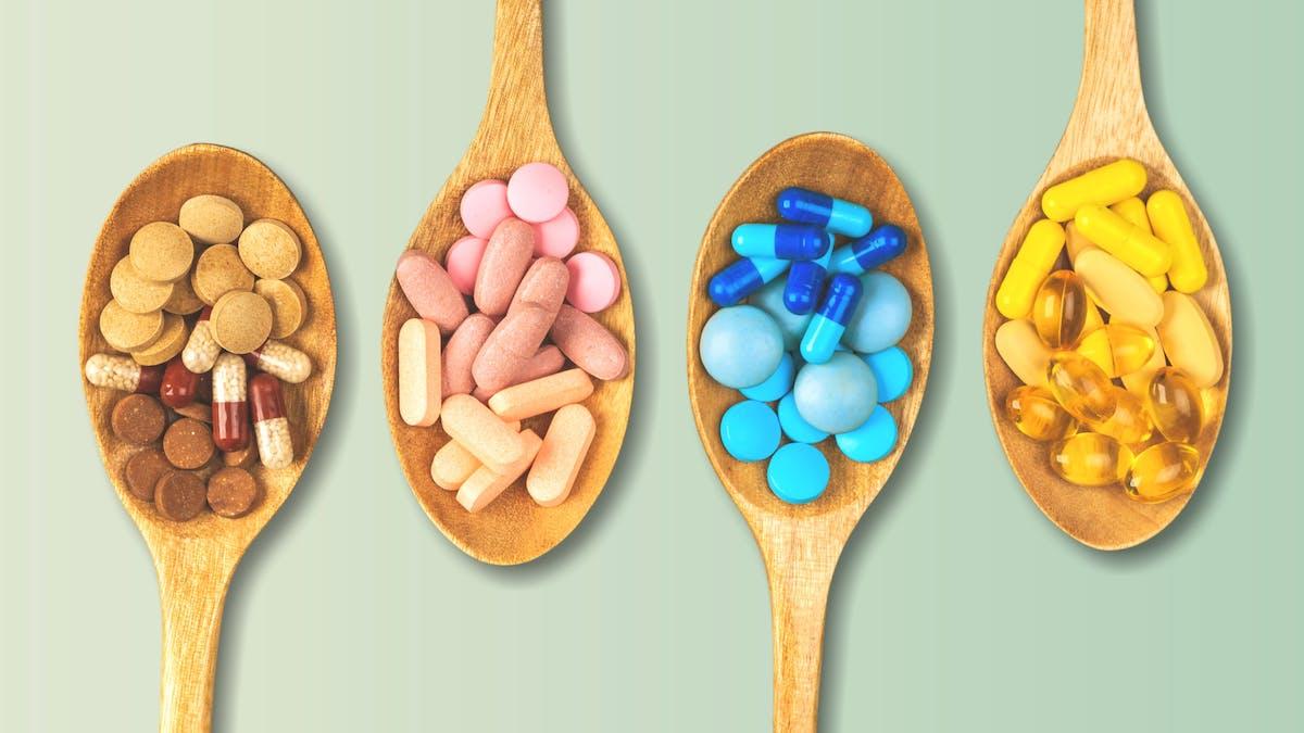 Vilka kosttillskott äter du – och varför?