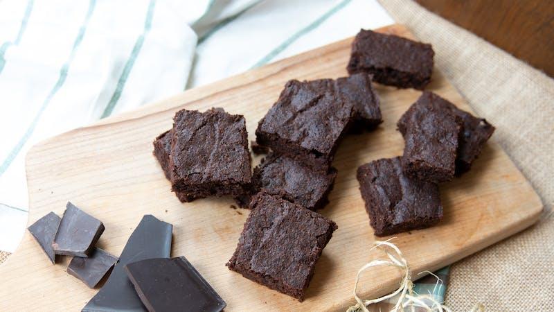 LCHF-brownies
