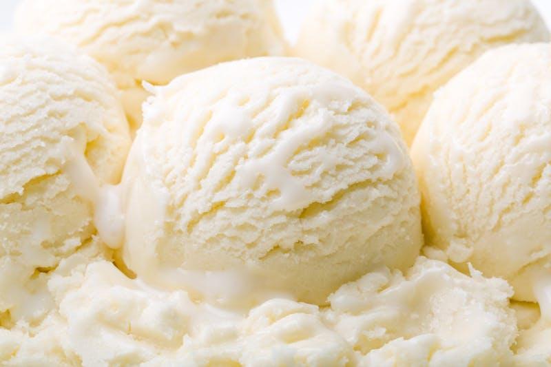 Ice cream.