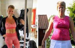 Energi, livsglädje, träningslust och minus på vågen