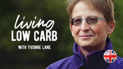 Living low carb med Yvonne Lane