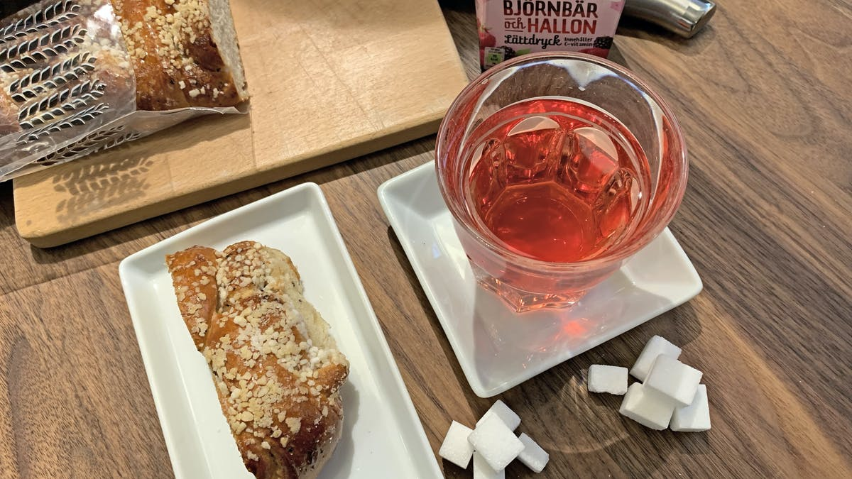 Hur mycket socker får en sjuåring i sig?