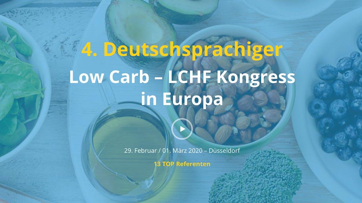 Herzlich willkommen – LCHF på tyska
