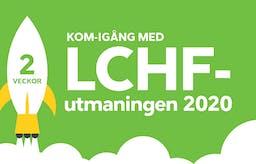 Välkommen till LCHF-utmaningen 2020!