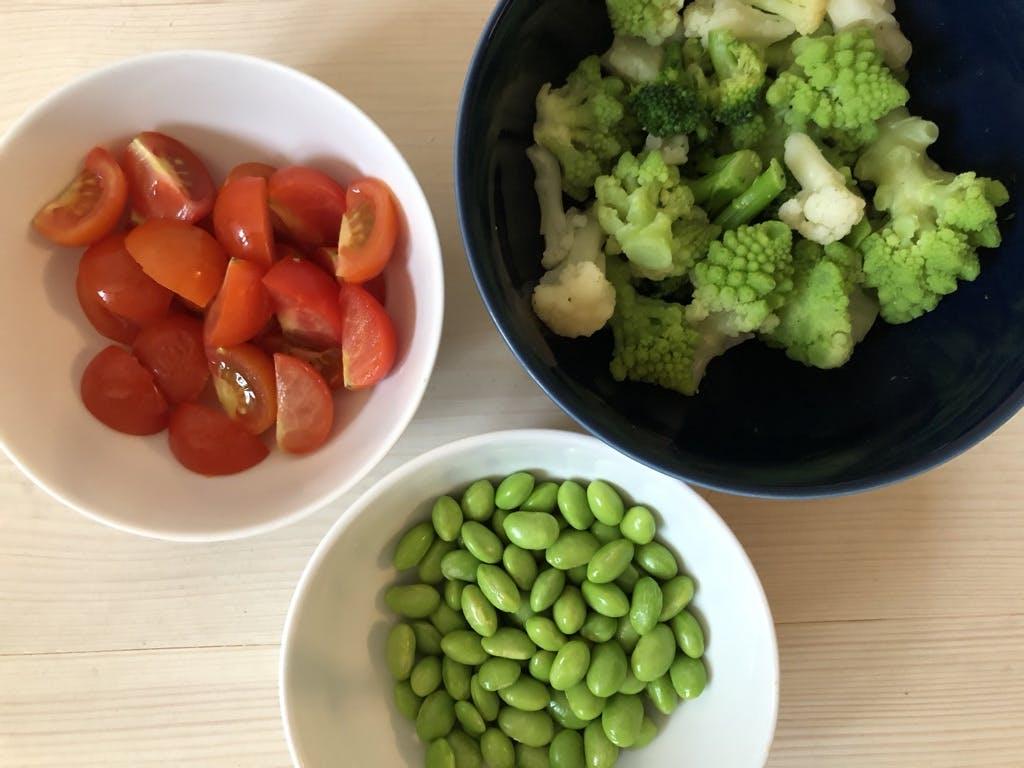 Trixet som kan få barn att äta mer grönsaker