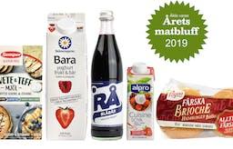 Rösta fram Årets matbluff 2019